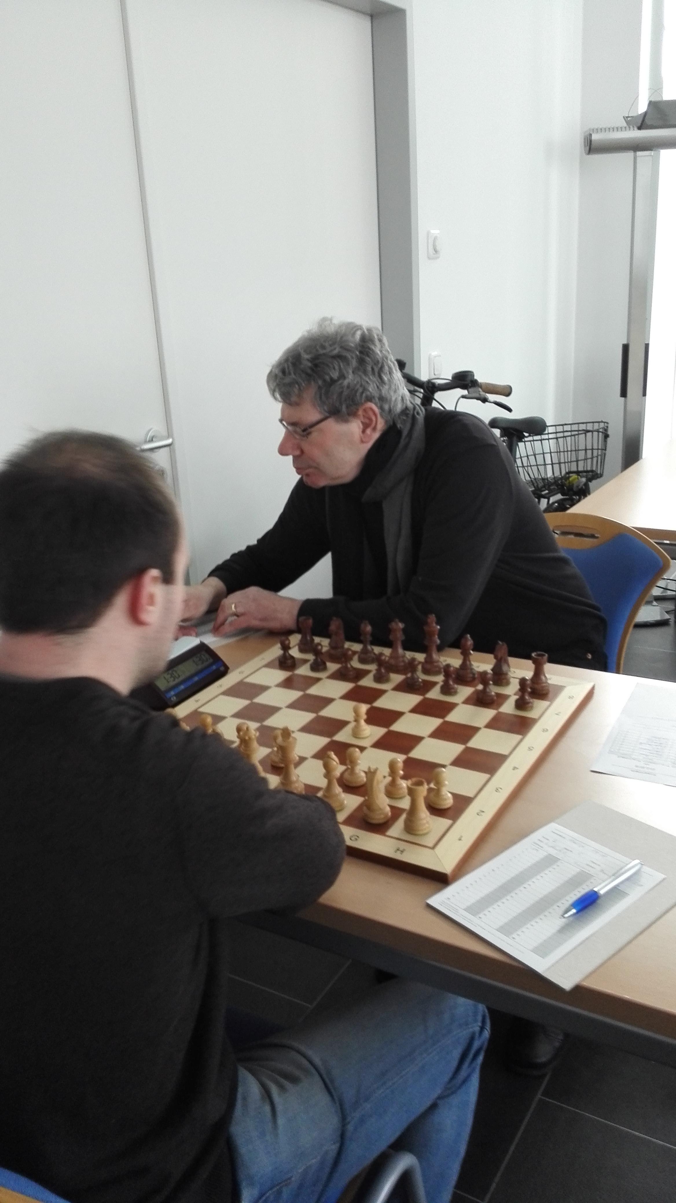 Schach remi